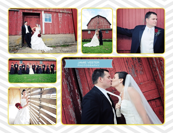 The Olde Farmhouse Wedding, Marshall MI
