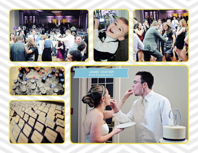 Dailey Wedding at First Christian Church and Hawthorns Country Club